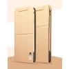 USAMS Apple iPhone 6 bőr tok, USAMS Dancing, arany