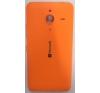 Microsoft Microsoft Lumia 640 XL akkufedél narancs* mobiltelefon előlap