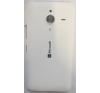 Microsoft Microsoft Lumia 640 XL akkufedél fehér* mobiltelefon előlap