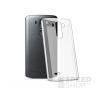 utángyártott LG G4 Ultra Slim 0.3 mm szilikon hátlap tok, átlátszó tok és táska