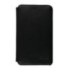 Samsung EF-C1B1NBECSTD oldalra nyíló támasztós gyári bőrtok Galaxy Note Tab 5.3-hoz fekete (N7000)*