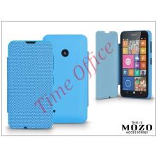Mozo Nokia Lumia 530 flipes tok - Mozo Book Case - blue tablet tok