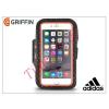 GRIFFIN Apple iPhone 6 Plus kartok sportoláshoz - Adidas miCoach Sport Armband - black/red