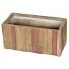 G21 Wood Cube virágcserép 59x28x28cm