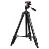Rollei Fotopro DIGI 3400 állvány 3D fejjel + hordzsák (fekete)