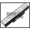 K72F Series 4400 mAh 6 cella fekete notebook/laptop akku/akkumulátor utángyártott