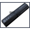 417066-001 4400 mAh 6 cella fekete notebook/laptop akku/akkumulátor utángyártott