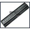 Pavilion dv6500 Series 8800 mAh 12 cella fekete notebook/laptop akku/akkumulátor utángyártott