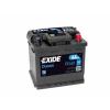 Exide Classic autó akkumulátor 12V 44Ah jobb+ EC440