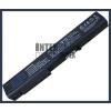 EliteBook 8530w 4400 mAh 8 cella fekete notebook/laptop akku/akkumulátor utángyártott
