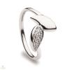 Silvertrends ezüst gyűrű 54-es méret - ST1179/54