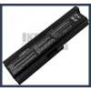 Toshiba Satellite L515-S4960 6600 mAh 9 cella fekete notebook/laptop akku/akkumulátor utángyártott