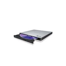 LG GP57ES40 külső, ultrakeskeny DVD író, szürke memória (ram)