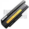 42T4863 6600 mAh 9 cella fekete notebook/laptop akku/akkumulátor utángyártott