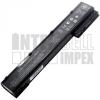 632113-151 4400 mAh 8 cella fekete notebook/laptop akku/akkumulátor utángyártott