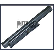 Sony VPC-EA32EH/WI 4400 mAh 6 cella fekete notebook/laptop akku/akkumulátor utángyártott sony notebook akkumulátor