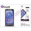 Made for Xperia MUVIT Sony Xperia E4 (E2104/E2105) képernyővédő fólia - Made for Xperia Muvit - 2 db/csomag - matt/glossy