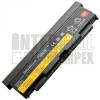45N1158 6600 mAh 9 cella fekete notebook/laptop akku/akkumulátor utángyártott