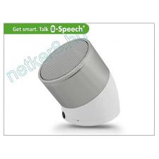 B-Speech BOW Bluetooth hordozható aktív hangszóró és kihangosító BT v3.0 - fehér kihangosító