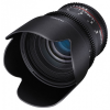 Samyang 50mm T1.5 VDSLR (Samsung NX)