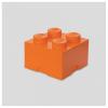 LEGO 2x2 tárolódoboz narancs (40031760)