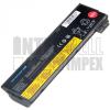45N1125 4400 mAh 6 cella fekete notebook/laptop akku/akkumulátor utángyártott