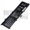 VivoBook S200E-CT198H 5000 mAh 2 cella fekete notebook/laptop akku/akkumulátor utángyártott