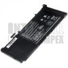 C31-S551 4400 mAh 6 cella fekete notebook/laptop akku/akkumulátor utángyártott