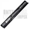 ProBook 450 Series 2200 mAh 4 cella fekete notebook/laptop akku/akkumulátor utángyártott