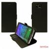 CELLECT Samsung Galaxy S6 flip oldalra nyiló tok,Fekete
