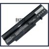 Fujitsu BTP-B8K8 4400 mAh 6 cella fekete notebook/laptop akku/akkumulátor utángyártott