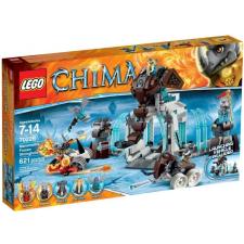 LEGO CHIMA Mamutok fagyott erődje 70226 lego