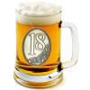 Óncímkés sörös korsó 18, 20 éves  (1.)