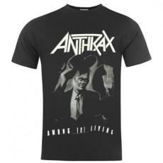 Official férfi póló - Anthrax