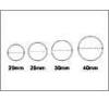 Visszaszedhető rögzítő korong kétoldalon öntapadó 15' barkácsolás, csiszolás, rögzítés