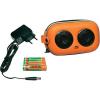 DNT Hangszóró, DNT Soundbox X-01 Narancs