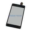 utángyártott Sony D2005 Xperia E1 fekete érintőpanel, touchpad