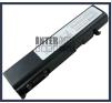 Toshiba Tecra S3 Series 4400 mAh 6 cella fekete notebook/laptop akku/akkumulátor utángyártott toshiba notebook akkumulátor