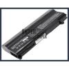Toshiba Satellite A110 Series 8800 mAh 12 cella fekete notebook/laptop akku/akkumulátor utángyártott