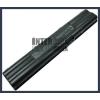 A7Sv 4400 mAh 8 cella fekete notebook/laptop akku/akkumulátor utángyártott