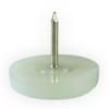 NEMMEGADOTT SB csúsztató műa. szeges d=25mm fehér (8db)
