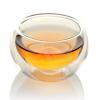 Üveg szaké pohár 1 db