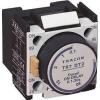 Tracon Electric Időzítő egység TR1D/F kontaktorokhoz, meghúzás-késleltetéses - 0,1-30sec, 1xNC+1xNO TR7DT2 - Tracon