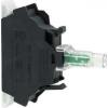 Schneider Electric Led blokk, fehér 120v - Fém működtető- és jelzőkészülékek-harmony 4-es sorozat-22mm - ZBVG1 - Schneider Electric