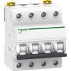 Schneider Electric Kismegszakító  Acti9 IK60N  4P 6A 6 kA B A9K23406  - Schneider Electric