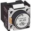 Tracon Electric Időzítő egység TR1D/F kontaktorokhoz,elengedés-késleltetéses - 0,1-30sec, 1xNC+1xNO TR7DR2 - Tracon