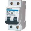 Tracon Electric Kismegszakító, 2 pólus, D karakterisztika - 4A, 6kA TDZ-2D-4 - Tracon