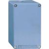 Schneider Electric Üres fém tokozat nyomógombhoz furatlan - Tokozatok müködtető- és jelzőkészülékekhez - Harmony xap - XAPM21 - Schneider Electric