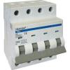 Tracon Electric Kismegszakító, 4 pólus, C karakterisztika - 50A, 10kA TDA-4C-50 - Tracon