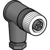 Schneider Electric Dugaszolható anya típusú csatlakozó , pipa alakú, sorkapcsos - Rögzítők és kábelek érzékelőkhöz - XZCC12FCM40B - Schneider Electric